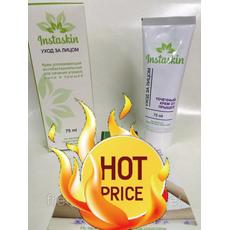 Крем Instaskin – средство от угрей, акне и прыщей