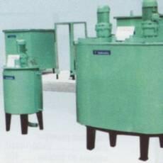 Устаткування для приготування майонезу ЛПМ-2