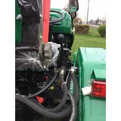 Мототрактор Lider T25 NEW + грунтофреза 1.4м