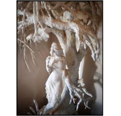 Скульптура з цементу
