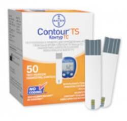 Тест-полоски для глюкометра CONTOUR™TS 50 шт