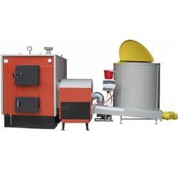 Установка енергетична УЕАС-800 (САС-800+котел 800 кВт)