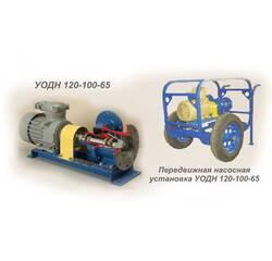 Компактна насосна установка УОДН-120-100-65