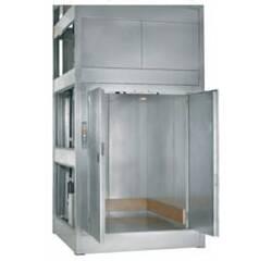 Маловантажний ліфт Monolito вантажопідйомністю від 5 до 300 кг