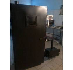 Коптильная камера+дымогенератор+вялочный шкаф, объем 400 л