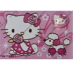 Мольбертики с акриловими красками Hello Kitty