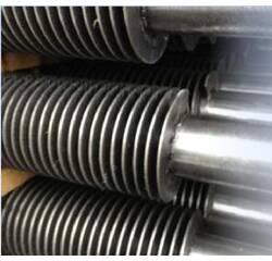 Біметалеві труби з поперечним навиванням алюмінієвої або мідної стрічки