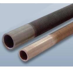 Монометалічна труба, низькооребрена, тип RМN (Lowfin)