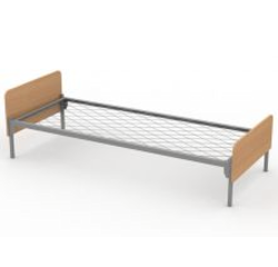 Кровать односпальная с сеткой