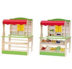 """Игровой комплект мебели для детского садика """"Магазин"""""""