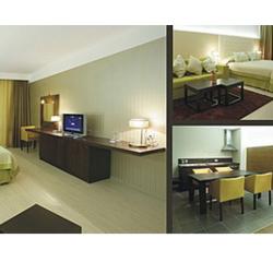 Обеденные столы и стулья для гостиниц