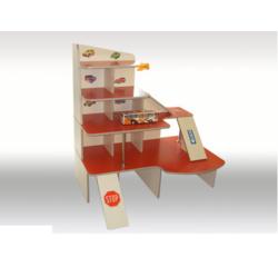"""Игровой комплект детской мебели """"Паркинг"""""""