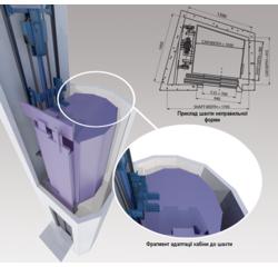 Гидравлический лифт EFR