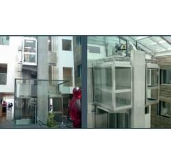 Пассажирский лифт без м/п для жилых и офисных помещений JADE 400