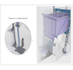 Парковочный лифт EFR - подъёмник для автомобилей