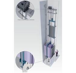 Электрический лифт СИМБИО EFR