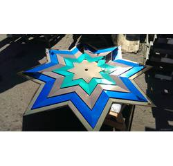 Різдвяна (Віфлеємська) зірка, велика