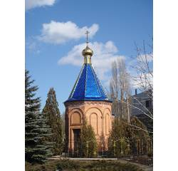 Куполи православні з напиленням нітрид титану