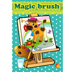 Magic brush. Весела ферма