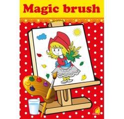Magic brush. Казки