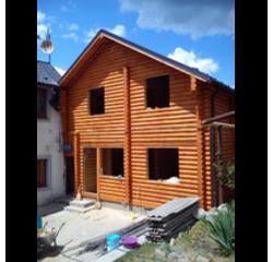 Дерев'яні будинки зі зрубу