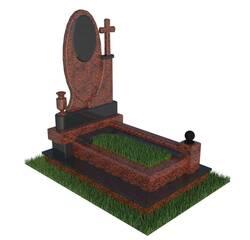 Гранитный надгробный памятник