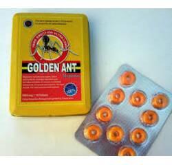 Golden Ant - препарат для потенції. 10 таблиць. у уп.