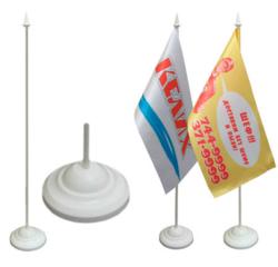 Підставка настільна для прапорців і вимпелів
