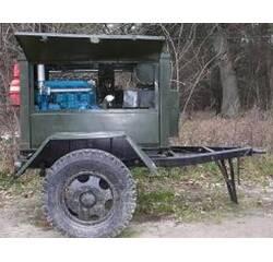 САК дизельный (сварочный агрегат), передвижной, двигатель Т40
