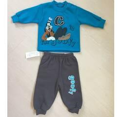 Костюм на флисе для хлопчиків оптом на 6 месяцев- 2 роки 4c738b434dfc1