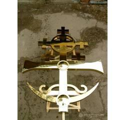 Хрест церковний накупольний, купити