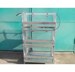 Клітка куряча КК-1-3, купити в Дніпрі