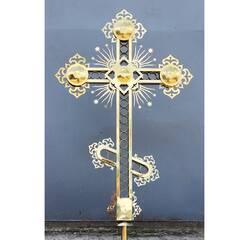 Накупольный крест 020 П, купить