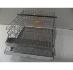 Клетка для перепелов КП, купить во Львове