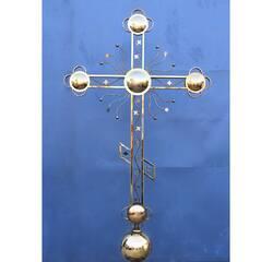 Накупольный крест 024, купить в России