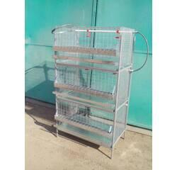 Клітка куряча КК-2-2, купити в Харкові