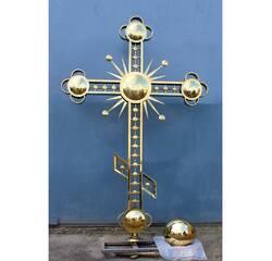 Крест накупольный 026, купить в Польше