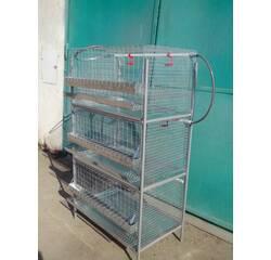 Клітка куряча КК-3-3, купити в Україні