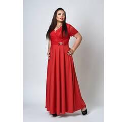 КУПИТИ. Жіноча сукня великого розміру be0327d86f0ad
