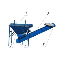 Транспортери скребкові довжиною від 3 м до 10 м