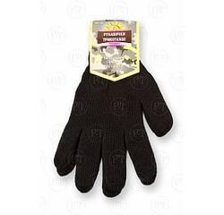 Перчатка теплая, двойная.