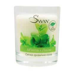"Organic soy candy ""Mint and Lime"" (200 g)"