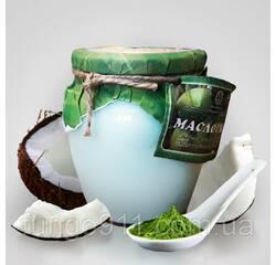 Кокосове Масло ДХІ з хлорофілом