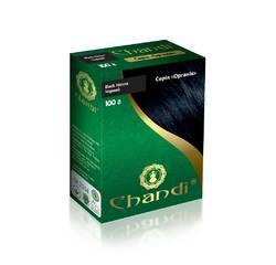 Фарба для волосся Chadi. Серія Органік. Чорний, 100г