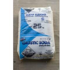 Сода каустическая в гранулах