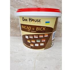 Масло-віск для дерева, безколір, 3 л
