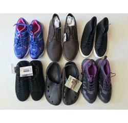 Взуття секонд-хенд CRANE весна-літо купити оптом