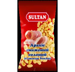 Арахіс смажений солоний зі смаком бекону 60 г купити у Києві