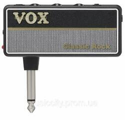 Підсилювач для навушників Vox amPlug2 Classic Rock