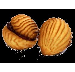 Печиво Ракушка зі згущеним молоком купити в Черкасах